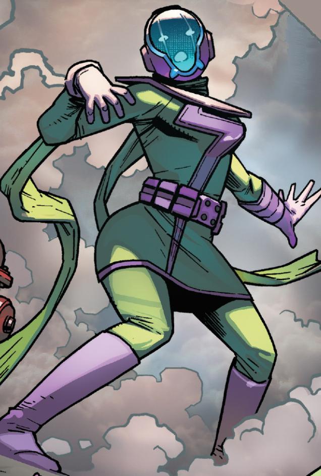 Top 7 phiên bản của phản diện nổi tiếng Nathaniel Richards - Kang The Conqueror trong vũ trụ Marvel - Ảnh 6.