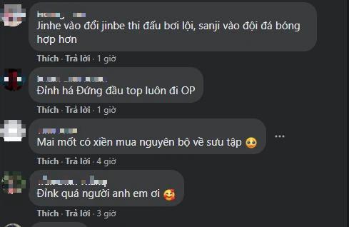 Các fan bàn luận về thành tích mới của One Piece