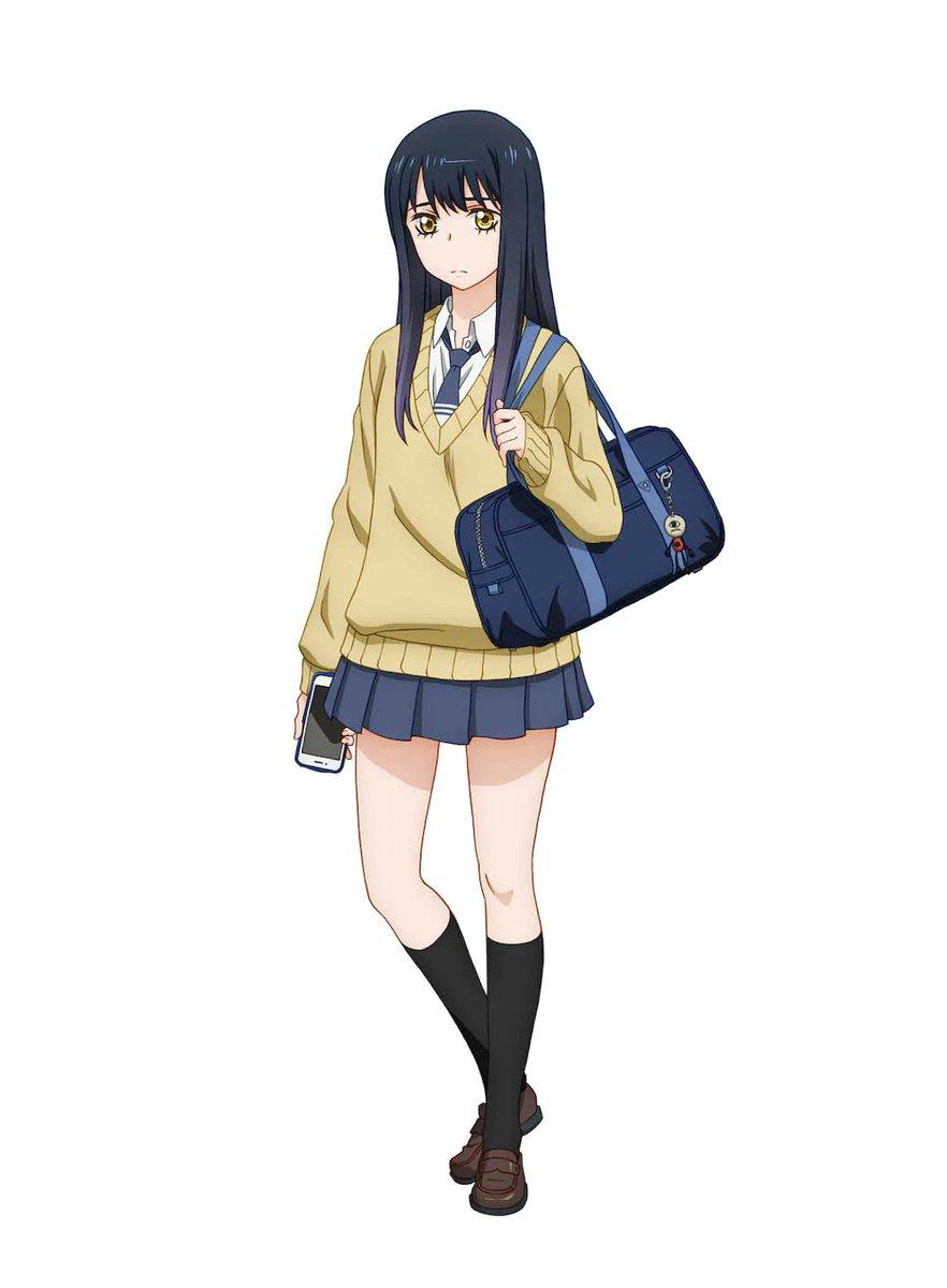Cộng đồng hâm mộ anime háo hức với trailer mới của Mieruko-chan, phim ma nhưng lại siêu hài hước - Ảnh 2.