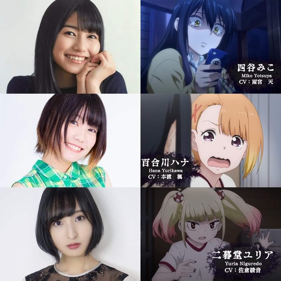 Cộng đồng hâm mộ anime háo hức với trailer mới của Mieruko-chan, phim ma nhưng lại siêu hài hước - Ảnh 7.