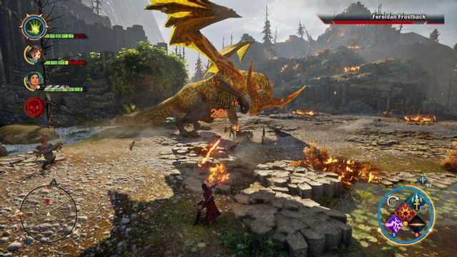 10 tựa game cho phép bạn chiến đấu với rồng khổng lồ (phần 2) - Ảnh 1.