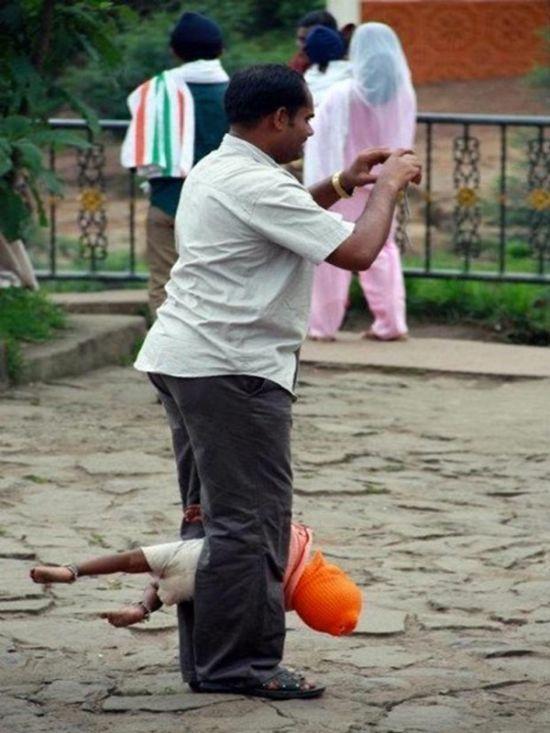 Loạt ảnh dí dỏm chứng tỏ vì sao Ấn Độ lại là đất nước hài hước nhất thế giới - Ảnh 14.