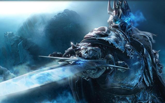 Vì sao Frostmourne là ma kiếm đáng sợ bậc nhất thế giới game? - Ảnh 1.