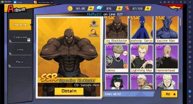 """Hệ thống nhân vật trong One Punch Man: The Strongest - """"Một cơn đau đầu dễ chịu"""" với game thủ - Ảnh 5."""