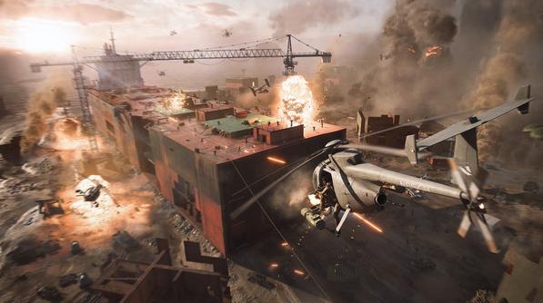 Tất tần tật về bom tấn Battlefield 2042: Ngày ra mắt, chế độ chơi 128 người - Ảnh 2.