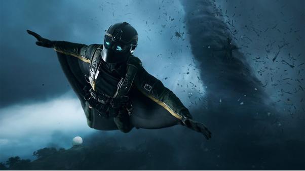 Tất tần tật về bom tấn Battlefield 2042: Ngày ra mắt, chế độ chơi 128 người - Ảnh 3.