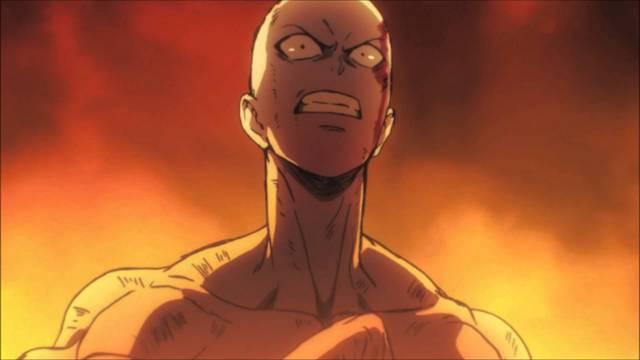 Nếu bị cụt tay như Shanks Tóc Đỏ, liệu Saitama trong One Punch Man có trở nên vô dụng? - Ảnh 2.