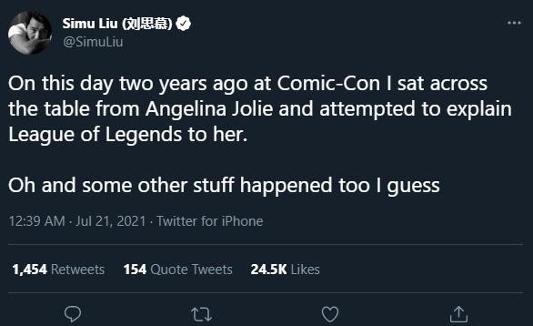 Tài tử phim Marvel bất ngờ tiết lộ mình là fan cứng Liên Minh Huyền Thoại, từng rủ cả Angelina Jolie chơi cùng - Ảnh 2.
