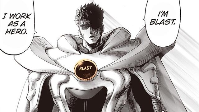 One Punch Man: Đứng số 1 tại Hiệp hội Anh Hùng, liệu sức mạnh của Blast có đủ khiến thánh phồng Saitama e sợ? - Ảnh 1.