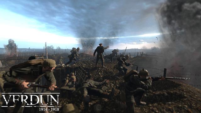 Tải miễn phí 100% game bắn súng Chiến Tranh Thế Giới thứ nhất - Verdun - Ảnh 1.