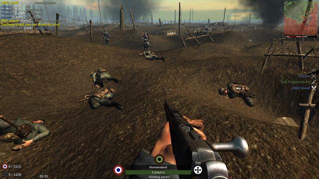 Tải miễn phí 100% game bắn súng Chiến Tranh Thế Giới thứ nhất - Verdun - Ảnh 2.