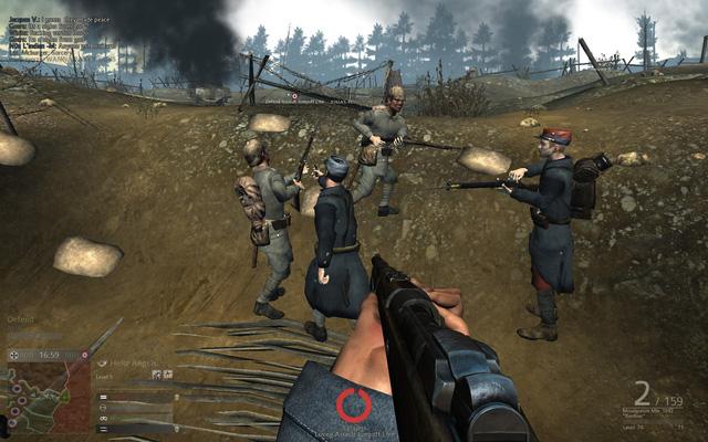 Tải miễn phí 100% game bắn súng Chiến Tranh Thế Giới thứ nhất - Verdun - Ảnh 3.