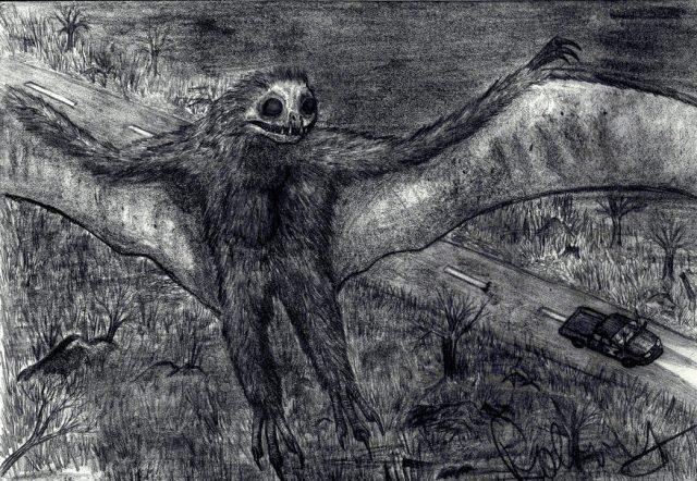 Những quái vật đáng sợ từng được đồn đại xuất hiện trong lịch sử loài người (P.2) - Ảnh 3.