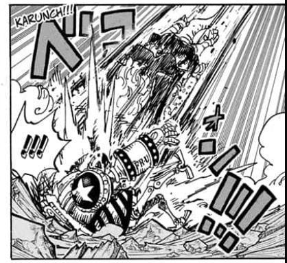 Soi những chi tiết thú vị trong One Piece chap 1019: Quá khứ ẩn giấu của Sasaki sẽ được hé lộ? (P.1) - Ảnh 12.
