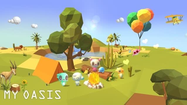 Xả stress mùa dịch với tựa game xây đảo My Oasis trên điện thoại ngay hôm nay - Ảnh 2.
