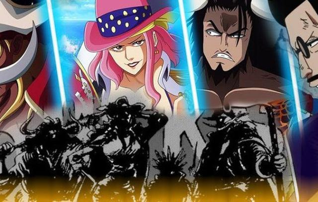 One Piece: Không chỉ là thành viên của băng Roger, cả Shanks và Buggy đều có mối liên hệ mật thiết với băng hải tặc Rocks? - Ảnh 2.