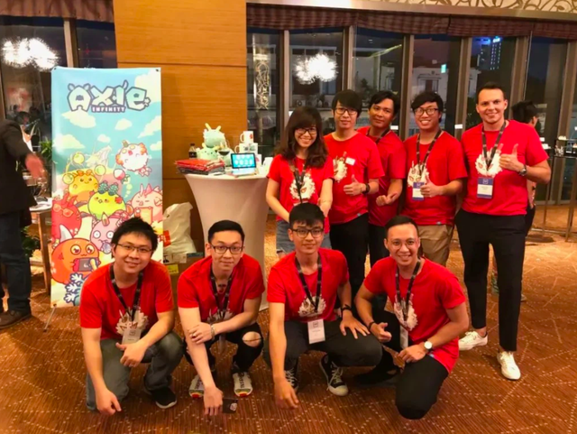 Reaching $ 2.5 billion, Axie Infinity - a game produced by Vietnam became the most expensive NFT game of all time - Photo 3.