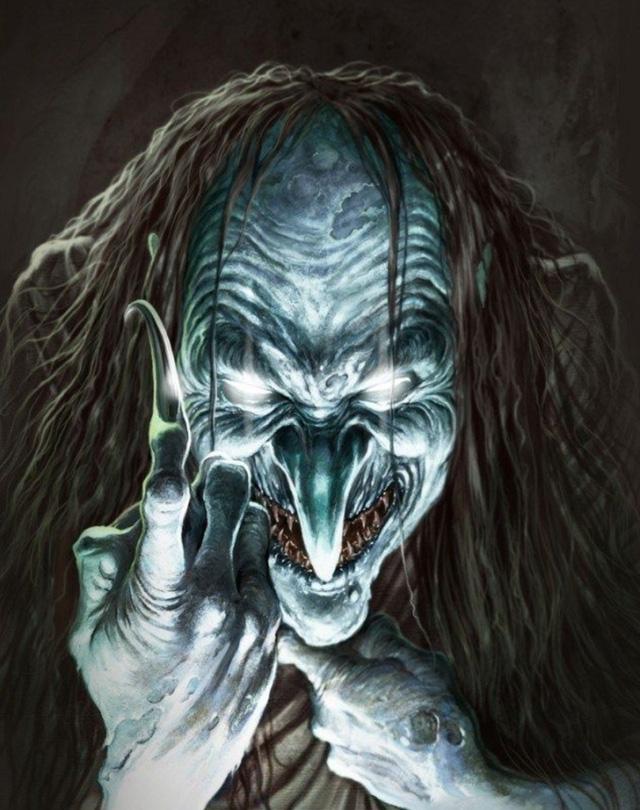 Những nữ quái khiến người yếu bóng vía rùng mình vì quá đáng sợ - Ảnh 4.