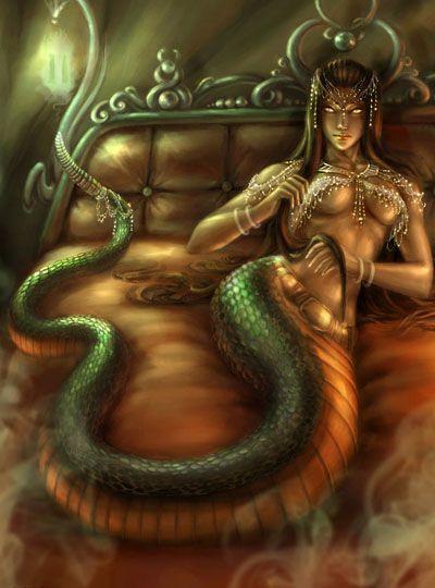 Những nữ quái khiến người yếu bóng vía rùng mình vì quá đáng sợ - Ảnh 2.