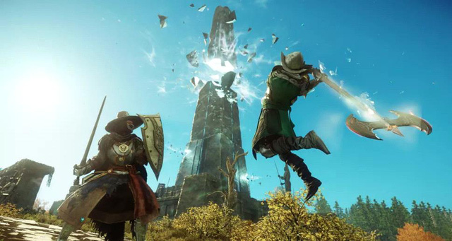 The 5 best blockbuster games will be released in August 2021 - Photo 5.