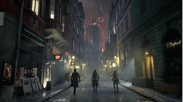 Tải miễn phí ngay game bom tấn sinh tồn của năm 2021, biến người chơi thành ma cà rồng, hút máu lẫn nhau để tìm ra kẻ thống trị - Ảnh 3.