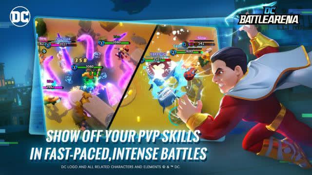 Thử sức chiến đấu với các siêu anh hùng DC trên tựa game dành riêng cho người chơi hệ Android - Ảnh 5.