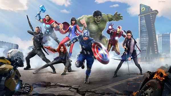 Tải miễn phí bom tấn siêu anh hùng Marvels Avengers trên Steam - Ảnh 1.