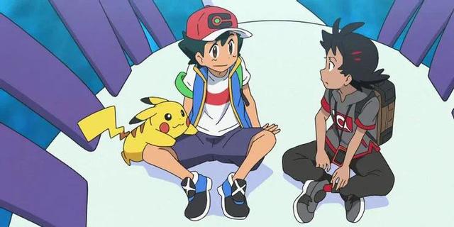 Pikachu và những người bạn thân nhất của Satoshi trong các series Pokémon - Ảnh 1.