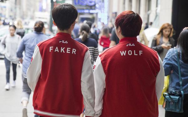 Gây tranh cãi khi phát biểu: Thời Faker ăn 3 cup LMHT dễ hơn bây giờ, Wolf phải vội vàng lên tiếng xin lỗi cậu bạn thân - Ảnh 2.