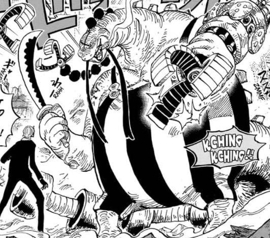 Soi những chi tiết thú vị trong One Piece chap 1017: Queen đã từng là một trong những nhà khoa học nghiên cứu Kaido? (P.1) - Ảnh 13.