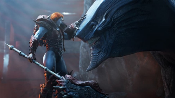 Bom tấn game hành động siêu anh hùng Marvel's Guardians of the Galaxy hé lộ thời gian ra mắt, người chơi không nên bỏ lỡ - Ảnh 1.