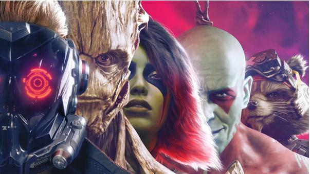 Bom tấn game hành động siêu anh hùng Marvel's Guardians of the Galaxy hé lộ thời gian ra mắt, người chơi không nên bỏ lỡ - Ảnh 2.