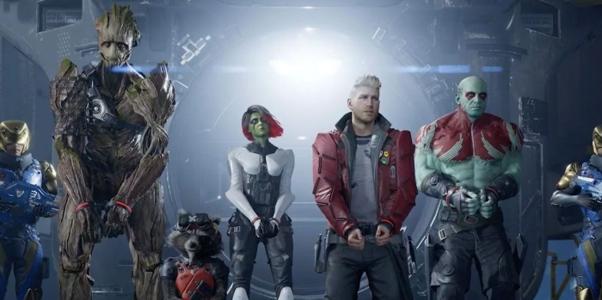 Bom tấn game hành động siêu anh hùng Marvel's Guardians of the Galaxy hé lộ thời gian ra mắt, người chơi không nên bỏ lỡ - Ảnh 4.