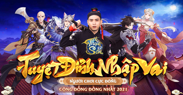Thục Sơn Kỳ Hiệp mở Máy chủ đặc biệt Hồ Quang Hiếu, tặng ngay Giftcode VIP cho game thủ! - Ảnh 1.