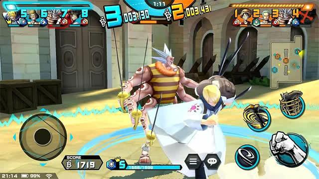 One Piece Fighting Path - Game hành động nhập vai thế giới mở dành riêng cho những fan của thời đại Hải tặc - Ảnh 5.