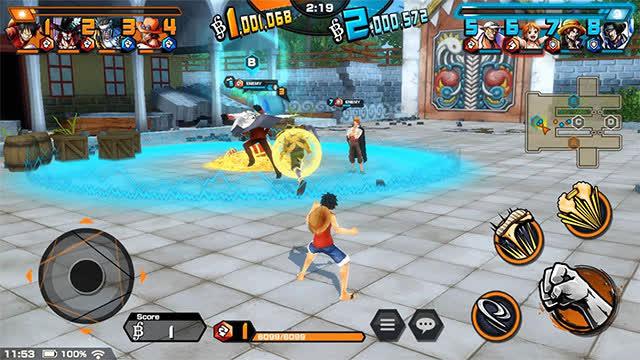 One Piece Fighting Path - Game hành động nhập vai thế giới mở dành riêng cho những fan của thời đại Hải tặc - Ảnh 4.