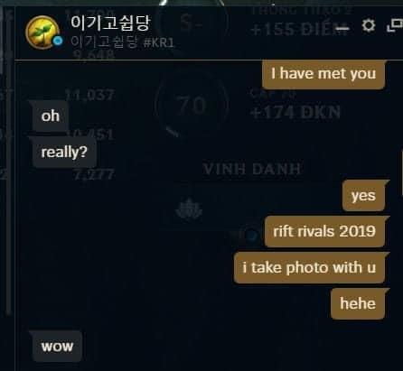 Lỡ bóp Divkid trong rank Hàn, T1 Teddy chủ động inbox xin lỗi, còn thủ thỉ I love Vietnam khiến fan Việt bấn loạn - Ảnh 3.