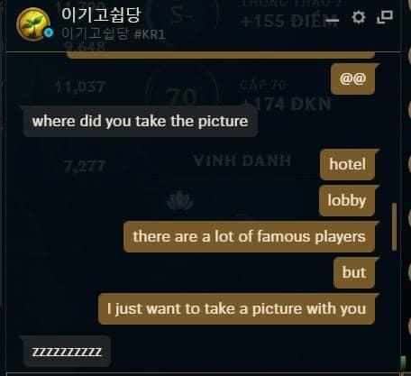 Lỡ bóp Divkid trong rank Hàn, T1 Teddy chủ động inbox xin lỗi, còn thủ thỉ I love Vietnam khiến fan Việt bấn loạn - Ảnh 4.