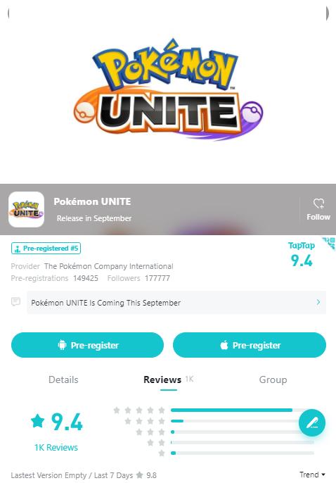 Cộng đồng khen nức nở, game MOBA Pokémon Unite nhận toàn điểm 9 với 10 - Ảnh 1.