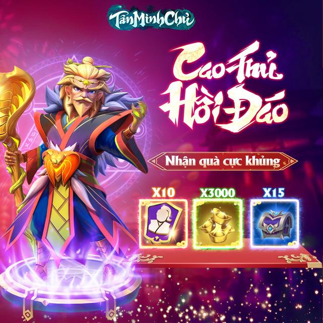 Tân Minh Chủ: Những cột mốc thành tích đáng kinh ngạc và hành trình trở thành game kiếm hiệp xuất sắc nhất của người Việt - Ảnh 14.