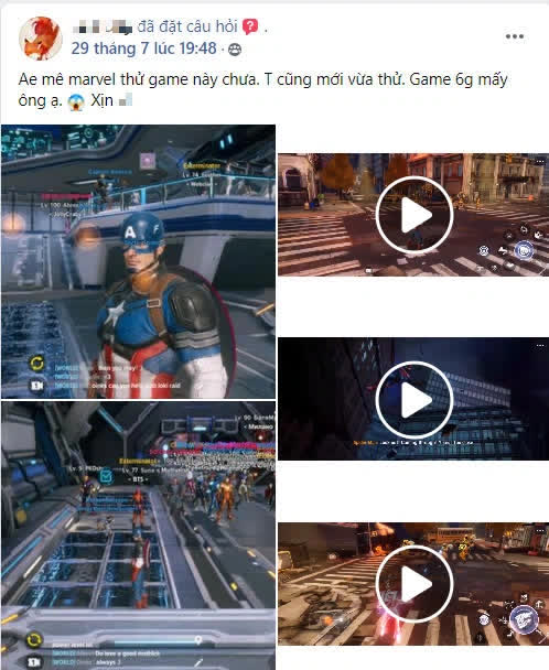 Thiếu 2 nhân vật huyền thoại, bom tấn AAA của Marvel khiến người chơi Việt sốc vì dung lượng thật của game - Ảnh 3.