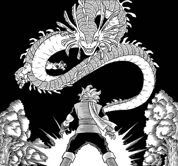 Top 10 Rồng thần ngầu nhất Dragon Ball: Con bay trên trời, con đi dưới đất, con dùng hẳn máy thời gian để săn lùng (P2) - Ảnh 5.