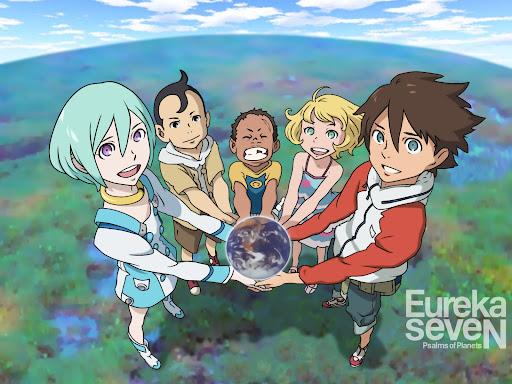 Cày phim ngày dịch, top 5 anime người máy - mecha siêu hấp dẫn sau đây sẽ kiến bạn hài lòng - Ảnh 3.