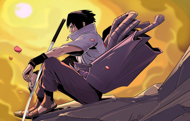 Top 17 điều bí mật đầy thú vị về thánh troll Sasuke, nụ hôn đầu là dành cho Naruto - Ảnh 1.