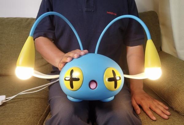 Bá đạo như game thủ Nhật, chế hẳn Pokemon phiên bản đời thực giống như đúc, có luôn khả năng phóng điện - Ảnh 6.