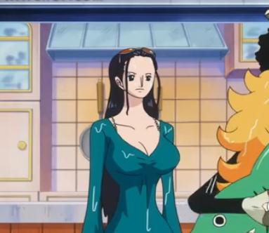 11 khoảnh khắc hài hước khi anime One Piece bất ngờ bị tạm dừng, mặt các nhân vật đơ như tượng sáp - Ảnh 3.