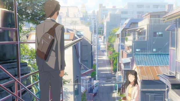 Các địa điểm nổi tiếng Nhật Bản xuất hiện trong Your Name: thực tế đã đẹp lên anime càng huyền ảo hơn! - Ảnh 10.