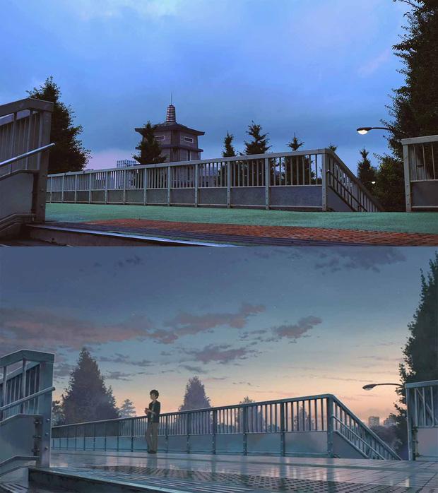 Các địa điểm nổi tiếng Nhật Bản xuất hiện trong Your Name: thực tế đã đẹp lên anime càng huyền ảo hơn! - Ảnh 11.
