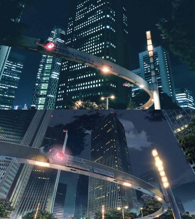 Các địa điểm nổi tiếng Nhật Bản xuất hiện trong Your Name: thực tế đã đẹp lên anime càng huyền ảo hơn! - Ảnh 14.