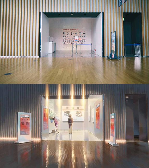 Các địa điểm nổi tiếng Nhật Bản xuất hiện trong Your Name: thực tế đã đẹp lên anime càng huyền ảo hơn! - Ảnh 4.